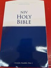 NIV Bibles, Paperback, New, Great value