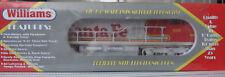 "Williams BIG 1/4"" Scale Twin Motored Locomotive w/Horn - Santa Fe Cab # 859"