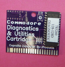 COMMODORE 128 128D  DIAGNOSTIC   cartridge  785260