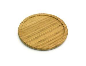 "Lipper International 8301 Bamboo Wood 10"" Kitchen Turntable 10"""