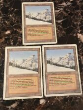 Taiga Revised Dual Land Mtg Magic the Gathering