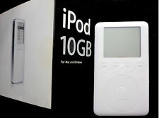 Apple iPod Classic 3.Generation 10GB in OVP M8976FD/A selten RARITÄT 3G 3th 3nt