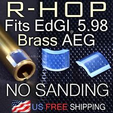 RHOP Fit EDGI 5.98 Airsoft AEG Tightbore TBB Barrel NO-Sanding-Needed R-Hop EdGI