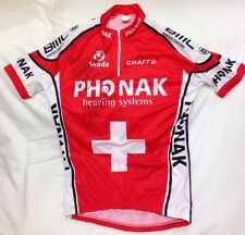 Gregory Rast signed Phonak cycling jersey Tour de France