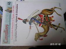 µµ Osprey Cavaliers Guerres Napoleoniennes n°46 Cavalerie Française Egypte 1798