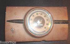 1939 1940 Studebaker Speedometer & Dash Panel   -   -SP189