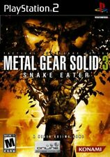 Metal Gear Solid 3: Snake Eater - Playstation 2 Game Complete