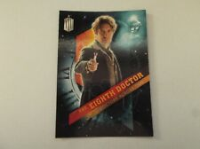 """Topps Dr Who - Timeless """"THE EIGHTH DOCTOR"""" #8/13 Paul McGann Trading Card"""