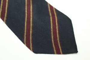 J&S WOOL tie Made in Italy F13050