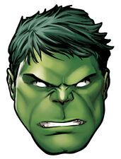 UFFICIALE HULK MARVEL THE AVENGERS carta party maschere maschera - Bruce Banner