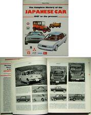 Coches japoneses 1907-1986 Honda Daihatsu Isuzu Mazda MITSUBISHI Nissan Toyota +
