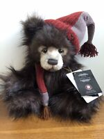 Charlie Bears Anniversary Hogmanay