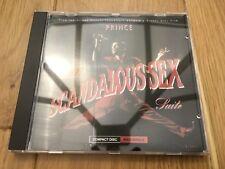 Prince - The Scandalous Sex Suite - 1989 - US CD - Mint - 9 21422-2