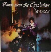 PRINCE AND THE REVOLUTION LETS GO CRAZY . BY PRINCE SEP 1984