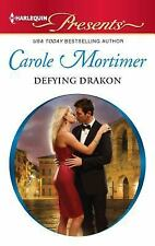 Both Harlequin The Lyonedes Legacy Cousins Carole Mortimer