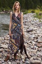 Mountaire Maxi Dress Size L - Tiny - Wrap Midi Top Rated NWT