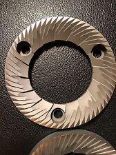 Diamantate 63,3mm SINISTRO rotante espresso Mulino Caffè Mulino bastavano CARIMALI Pavoni