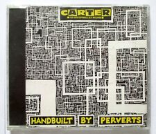 Carter The Unstoppable Sex Machine - Handbuilt By Perverts - 1990 UK - ABB103XCD