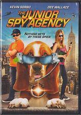 Junior Spy Agency (DVD) Jacob Hays, Katherine McNamara, Mik Scriba, Jeff Chase