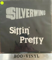 "SILV 2-12 - Silverwing - Sittin' Pretty - vinyl 12"" - French Press Vg+ Con"