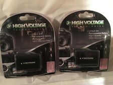 Two Replacement Batteries Comparible to the Sony NP-FH50 NEW PRICE DROP!!!
