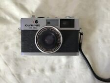 Olympus 35rc 1970s 35mm film camera