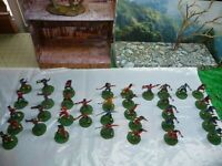BOXER REBELLION PAINTED 54MM HUGE DEAL LOT#1  ,PLASTIC -L@@K!!!!!!!!!!!!!!!