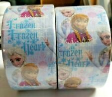 Lot of 2 rolls You Pick Disney's Frozen NEW Duck Brand Tape. Free Ship in USA