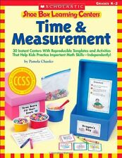 Shoe Box Learning Centers: Time & Measurement: 30