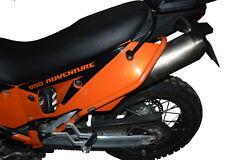 Defensa protector de motor Heed KTM 950 ADV (02-06) /KTM 990 ADV (06-12) naranja