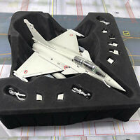 1/72 Diecast Model Scale Dassault Rafale France Fighter Aircraft Decoration New