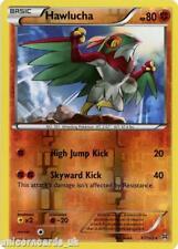 Hawlucha 87/162 BREAKthrough Reverse Holo Mint Pokemon Card