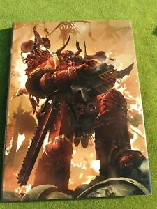 Crimson Slaughter 40k Codex Out Of Date