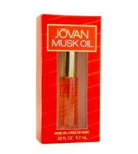 Jovan Musk Oil (Original Formula) by Coty for Women 9.7 ml/0.33 oz