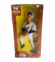 NOLAN RYAN 1998 Cooperstown Collection Starting Lineup Posable Figure Rangers
