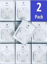 2X OEM Original Apple EarPods Earphones Earbuds For iPhone 6 6S PLUS 5S 5 4