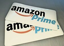 Amazon Prime Car Magnet Magnetic Auto Truck Removable Signs