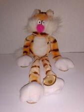"Russ Berries Long Legged Tiger Cat Plush 18"" Tall"