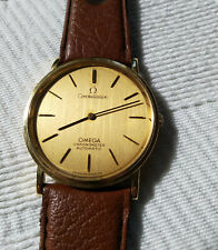 Omega Constellation Automatic 18k Gelbgold cal. 712 Vintage (mit Revision)