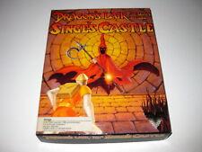 Dragon's Lair: Escape From Singe's Castle  (Amiga, 1989) Rare, Vintage Game