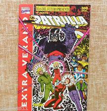 Comic, La Patrulla X, Extra Verano, 1991, Forum, Marvel Comics, Chris Claremont