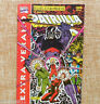 Comic, La Patrulla X, Extra Verano, 1991, Forum, Marvel Comics, Chris Claremont