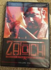 Zatoichi TV Series - Vol. 1 DVD 2-Disc Set