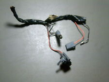 00 Pontiac Montana Radio - Climate Control - Ashtray Bezel Light Wiring Harness