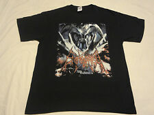 ENTHRONED xes haereticum SHIRT S,Urfaust,Alcest,The Chasm,Taake,Inquisition,DRI