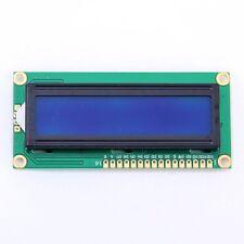 NEW 1PCS 1602 16x2 HD44780 Character LCD Display Module LCM blue blacklight