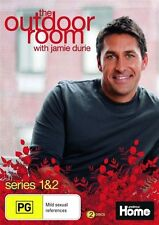 The Outdoor Room With Jamie Durie : Series 1-2 (DVD, 2011, 2-Disc Set)