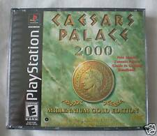 Caesar's Palace 2000 (PlayStation PS1) Complete Near Mint
