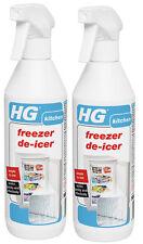Freezer de icer HG twin pack 2 x 500ml speeds up defrosting