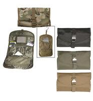 NEU US Tactical Waschzeugtasche BW Waschtasche Brit Armee Toilet Kulturbeutel